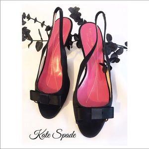 Kate Spade Slingback Pumps